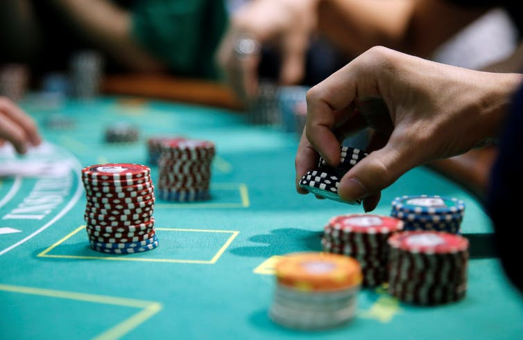 Apply These 5 Secret Techniques To improve Gambling