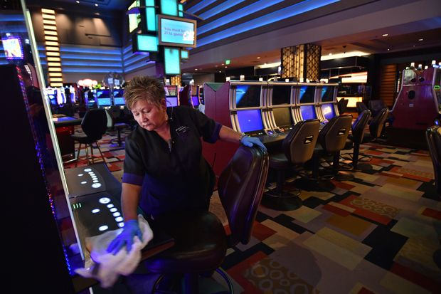 Four Methods An Online Casino Lies To You Everyday