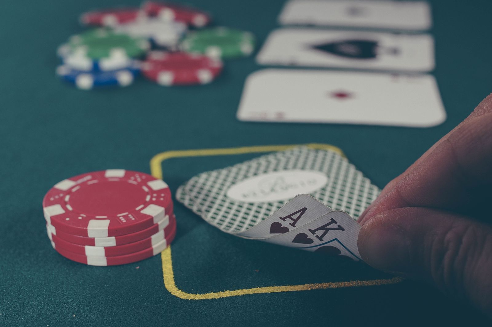 Create A Casino Your Mother And Father Can Be Proud Of
